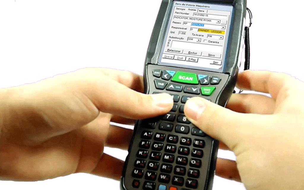 O módulo Mobile do SISREEFER